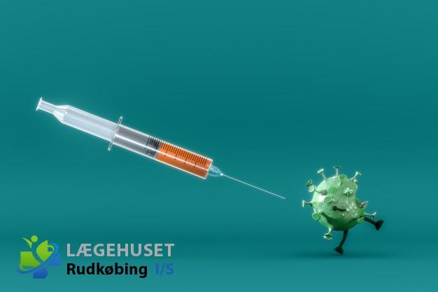 Vaccinationscenter på Langeland